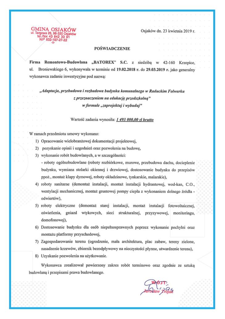 Gmina Osjaków